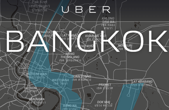 Uber Bangkok Review Thailand