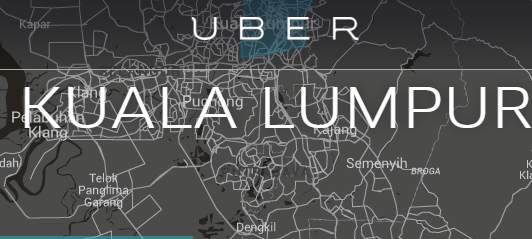 Uber Taxi Malaysia Review by riding in KL and Johor Bahru
