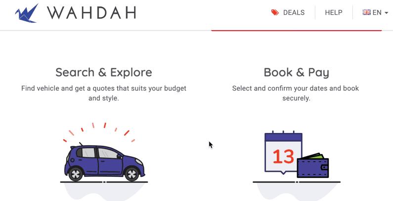 Car Rental in Johor Bahru Malaysia - Wahdah