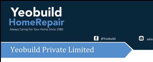 YeoBuild Home Repair Singapore Review